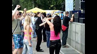 Eesti mees on tantsulõvi :)