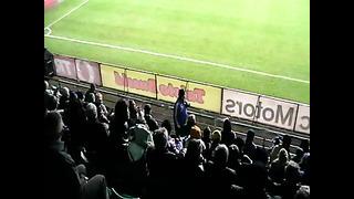 Eesti-Ukraina jalgpalli fännid