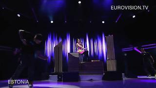 Eurovisiion 2011 Getter Jaani
