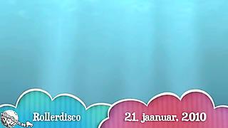 Estonia Roller disco 21.01.2010