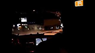 Estonian Police chase a stolen car at Maardu [ENG sub]