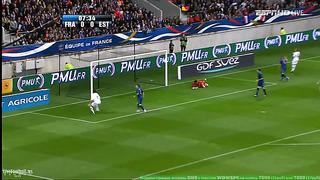 Франция 4-0 Эстония 5.06.12 - Все голы и лучшие моменты