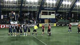 Bastrads vs Sillamäe 0-1 jalgpall