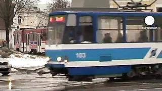 Estonia.Transporti gratis per cittadini Tallinn