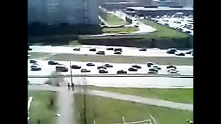 Road Chaos in Tallinn