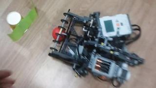 Lego football robot