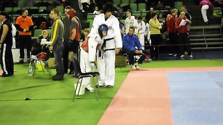Эрик. V Open Martial Arts Games