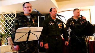 Выступление группы _Русские_ в Таллинне