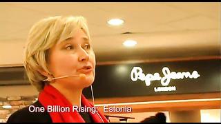 One Billion Rising Estonia