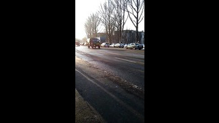 Military convoy 24.02.13 estonia