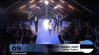 Eurovision 2013_ Estonia Preselection_ My Top 10.