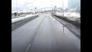 Tallinna teed 2013.03.01 Lasnamäe
