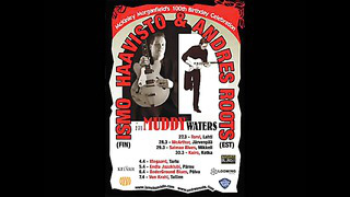 Ismo Haavisto & Andres Roots _Morganfield Blue