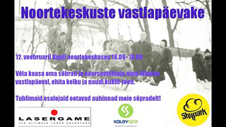 Vastlapäev @ Kopli Noortekeskus