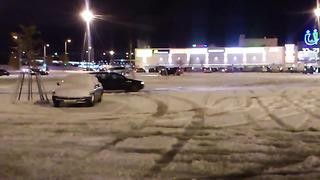 First snow in Tallinn/Esimene lumi