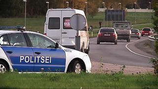 Eesti politsei _ Estonian police forces