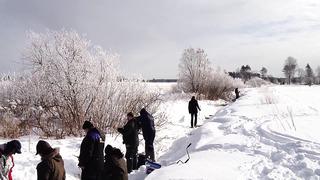 Рыбалка в Эстонии на Кахала 2013