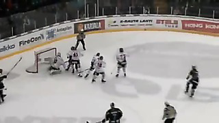 Chaos in Finland Leads to 439 Penalty Minutes (Siim Liivik)