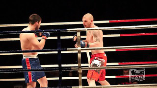 Andrei Manzolo (EAK) vs Roman Skiba (LAT), Prof MMA Riga, Latvia 24.03.2012