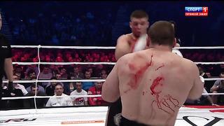 Denis SMOLDAREV vs Denis KOMKIN. M-1 Challenge 31