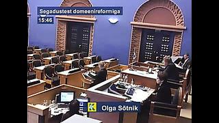 Domeenireformi küsimused 14. veebruar 2011 Ansip