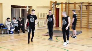 Etube.ee Presents: Street Workout Estonia in PALDISKI
