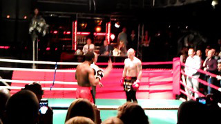"Andrei Manzolo vs Horace ""Boy Boy"" Martin Fight Night @ Arena 3"