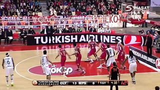 Kristjan Kangur Putback vs. Olympiacos