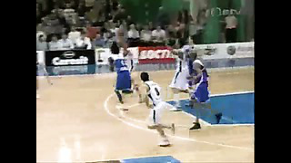 Janar Talts amazing shotblocks