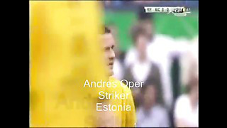 Goals by Andres Oper