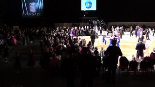 Ergo Lükk & Rutt Metusala - Tango 2. round Tallinn International Open 2012