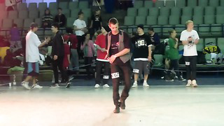 Teo Flame IDO 2011 Hip-Hop Adult Solo
