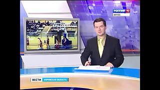 Студенческий баскетбол Киров-Таллинн (ГТРК Вятка)