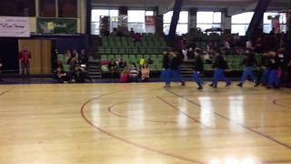 Dance studio KAPRIZE _ Estonia CUP 2013 _ Hip hop ADULT formation 1st place