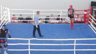 Pavel Karjukin vs Anton Morozov , Estonia K-1 2013, Tartu.
