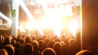 Meshuggah - Rational Gaze [live @ Rock Cafe, Tallinn, Estonia, 21_04_2013