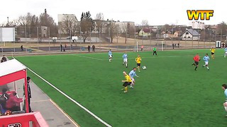 Mauvais Joueur _ Rakver JK Tarvas - FC Puuma Tallinn