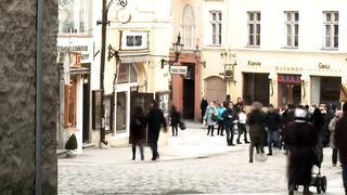 Mai algus Tallinna vanalinnas _ Beginning of May in Tallinn old town