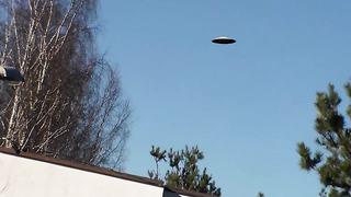 UFO IN ESTONIA SIGHTNING 03.05.2013