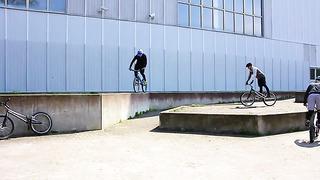 Biketrials Estonia Spring jam 2013