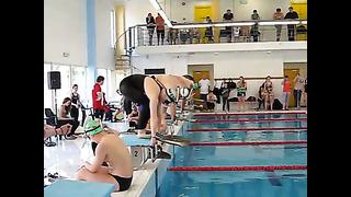 Eesti meistrivõistlused lestaujumises 2013. 4x100m. Mehed