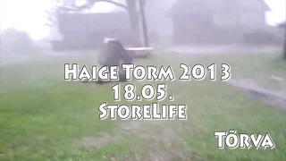 18.mai torm. Tõrva-Tallinn-Koeru