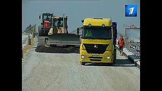 Строительство крупнейшей транспортной развязки Юлемисте вышло на финишный этап