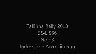 Москвич 2140 Тюнинг Таллин Ралли 2013