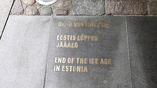 La storia dell'Estonia (Eesti) a Tallinn