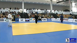 Judo 2013 European Open Men Tallinn_ Gosiewski (GBR) - Muki (ISR) [-73kg] final