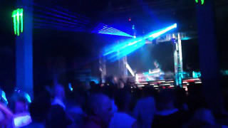 Ferry Corsten plays Brute @ Rock Cafe, Tallinn (08-06-2013)