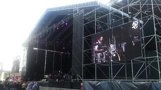 Rock Summer ja Sharon Corr Tallinna lauluväljakul
