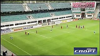 Футбол_ Товарищеский матч. Эстония - Кыргызстан