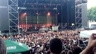 Green Day Live in Tallinn 25.06.2013